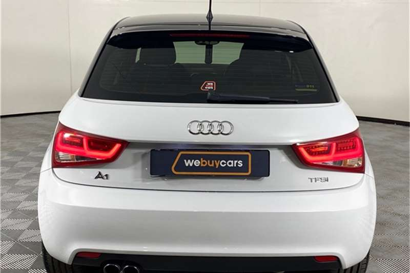 2014 Audi A1 A1 Sportback 1.4T Ambition auto