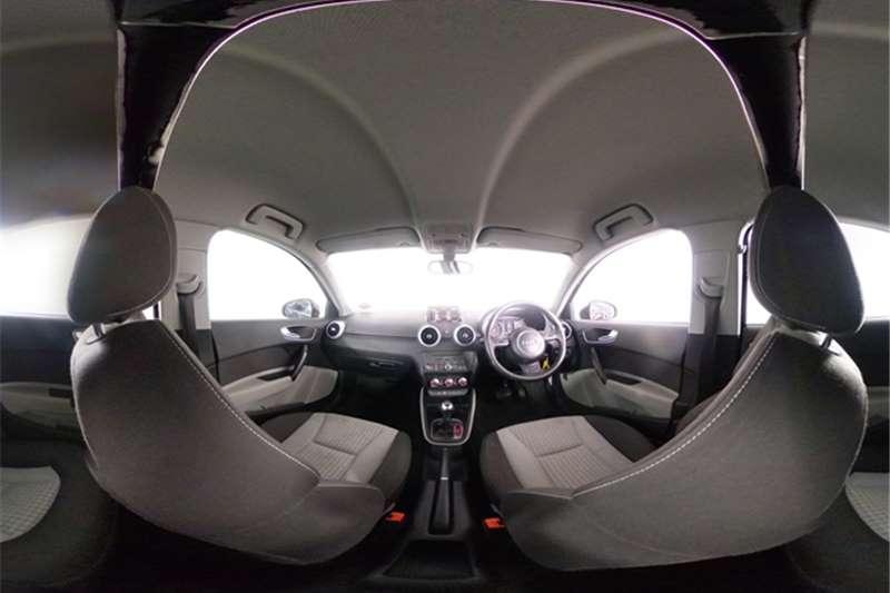 Used 2012 Audi A1 Sportback 1.4T Attraction auto