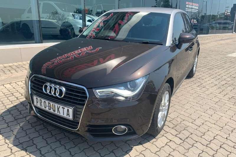 Audi A1 Sportback 1.4T FSi 2015