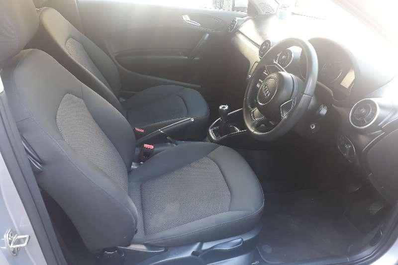 Audi A1 Sportback 1.4T FSi AMB S TRON 2012