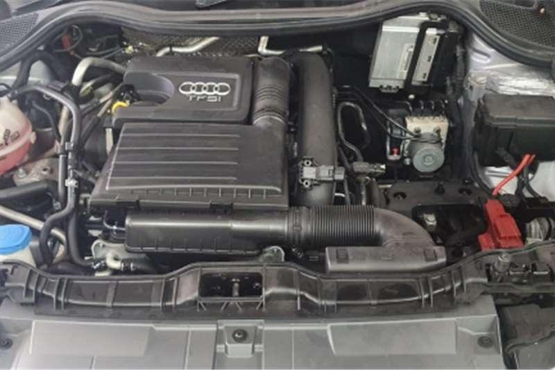 2015 Audi A1 Sportback A1 SPORTBACK 1.4T FSi AMB S-TRON