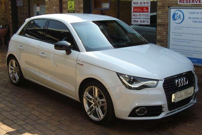 Audi A1 Sportback 1.4T FSi Ambition 2013