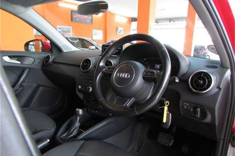 2013 Audi A1 Sportback