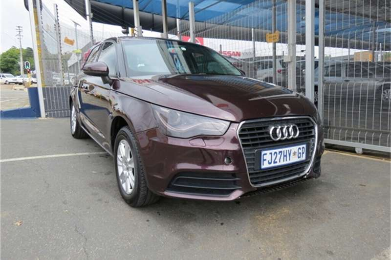 Audi A1 Sportback 1.4T FSi ATTRACTION 2013