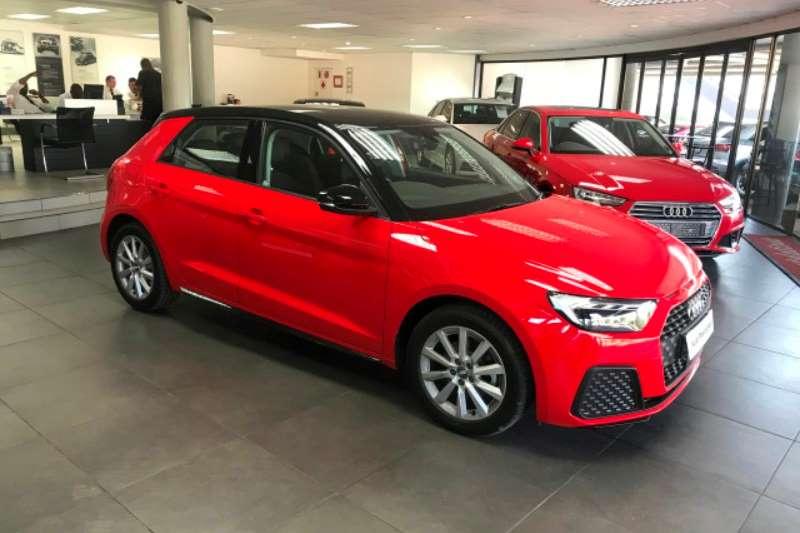 Audi A1 Sportback 1.4T S auto 2019