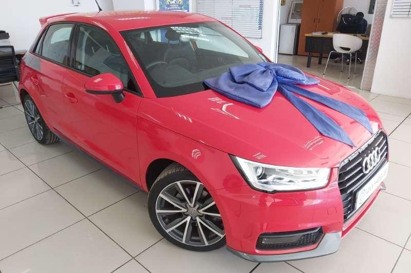 Audi A1 Sportback 1.4T SE auto 2018