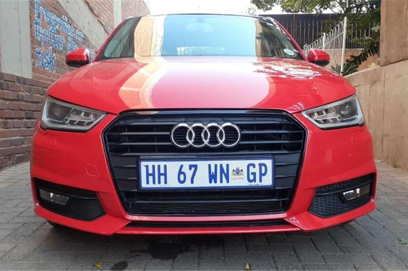 Audi A1 Sportback 1.4TFSI SE auto 2018