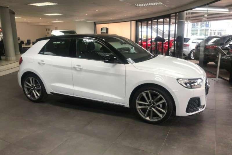 Audi A1 Sportback 1.4TFSI SE auto 2019