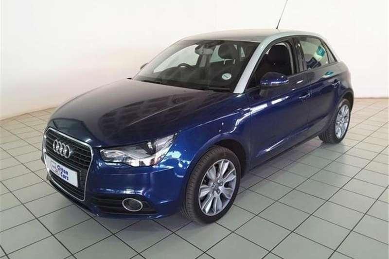 Audi A1 Sportback 1.6TDI Ambition 2014
