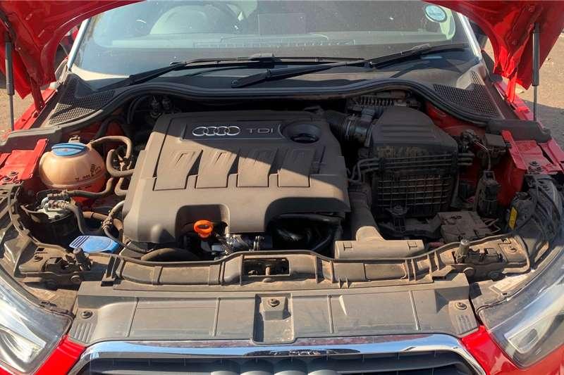 Audi A1 Sportback 1.6TDI SE R18 Le Mans Limited Edition 2014