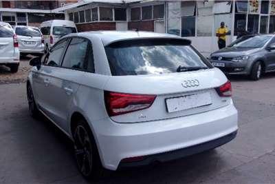 Audi A1 Sportback 1.8TFSI Sport 2018