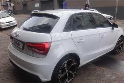 Audi A1 Sportback 2.0 TFSI S LINE S TRONIC (40 TFSI) 2018