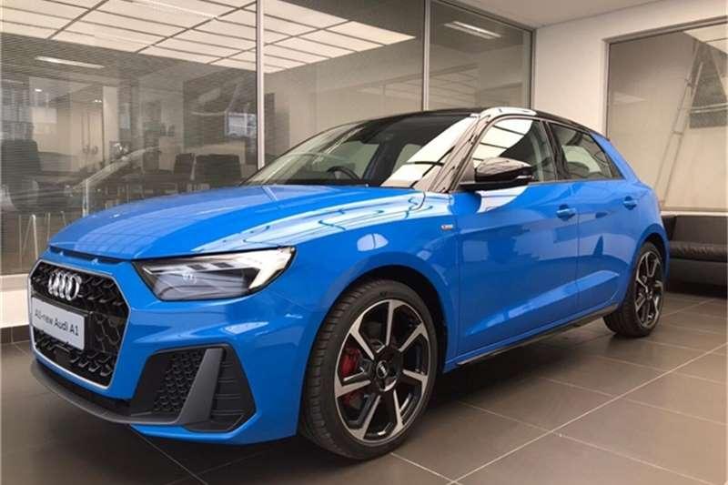 Audi A1 Sportback 2.0 TFSI S LINE S TRONIC (40 TFSI) 2020