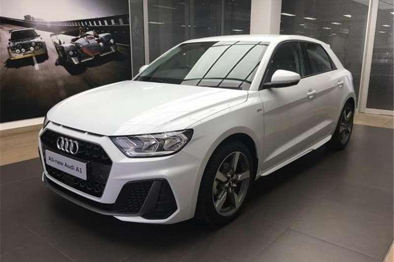 Audi A1 Sportback 30TFSI 2019