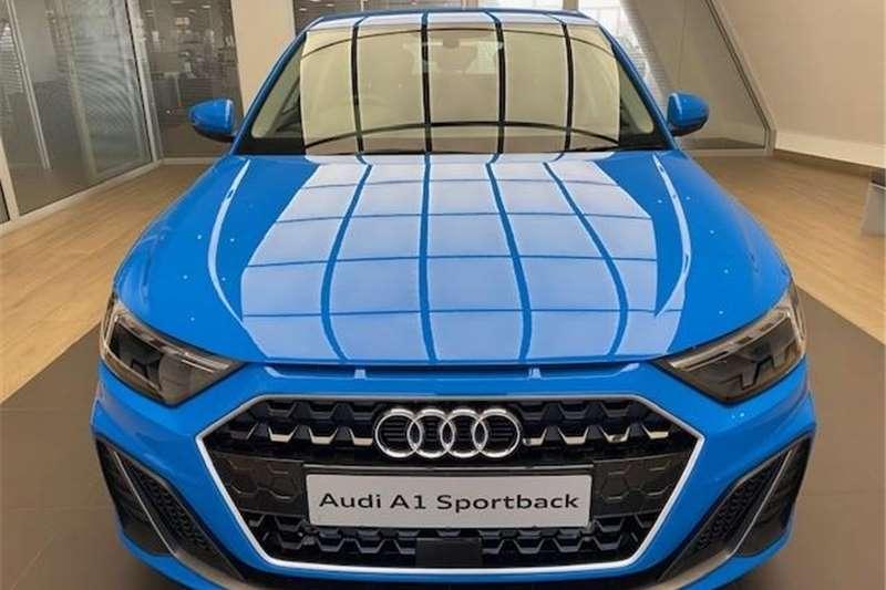Audi A1 Sportback 30TFSI S Line 2020