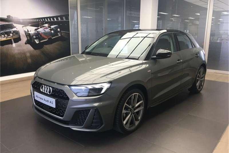 Audi A1 Sportback 35TFSI S Line 2019