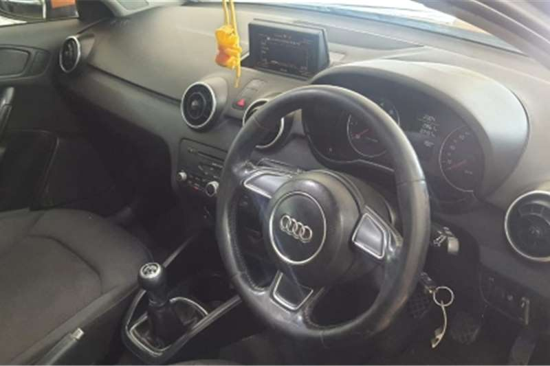 Used 2012 Audi A1 Sportback
