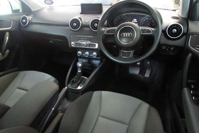 2017 Audi A1 Sportback A1 SPORTBACK 1.0 TFSI ADVANCED S TRONIC (30 TFSI)