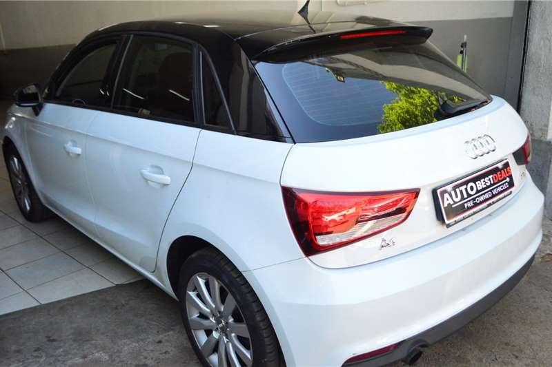 2016 Audi A1 Sportback