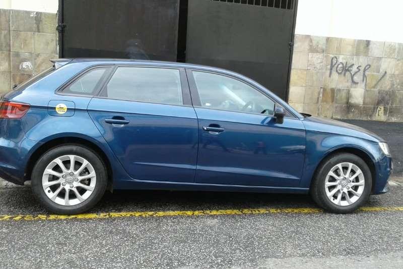 Audi A3 1.2T S 2014