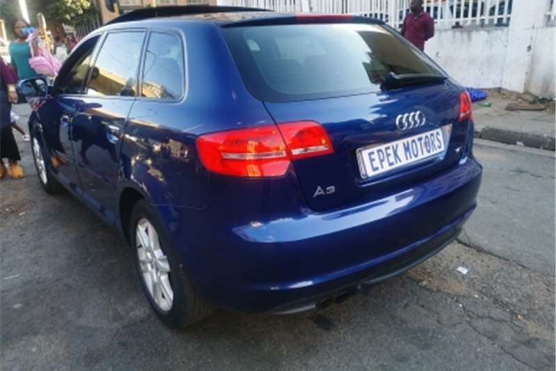 Audi A3 1.4T Attraction 2011