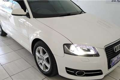 Used 2011 Audi A3 1.4T Attraction