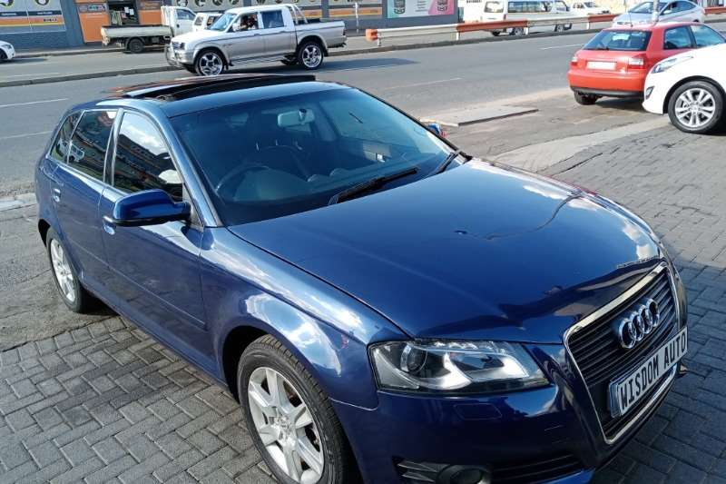Audi A3 1.4T Attraction 2012