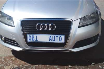 Used 2012 Audi A3 1.4T Attraction