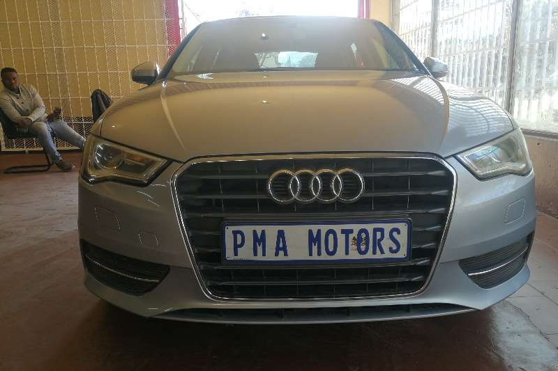 Used 2015 Audi A3 1.4T Attraction