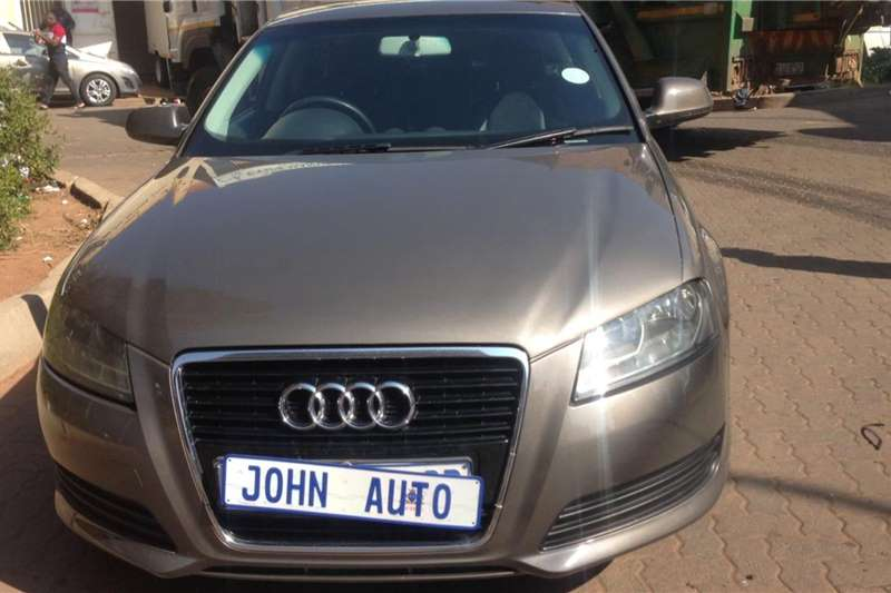 Used 2016 Audi A3 1.4T Attraction