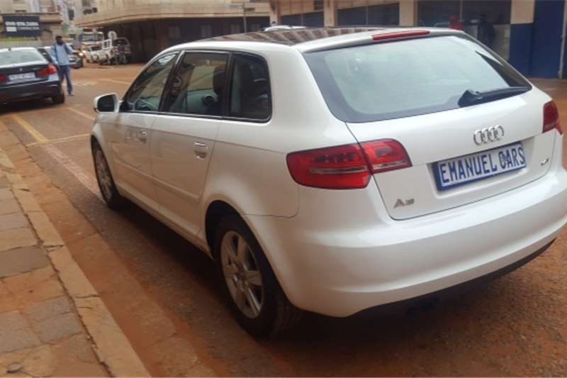 Used 2012 Audi A3 1.4T Attraction auto