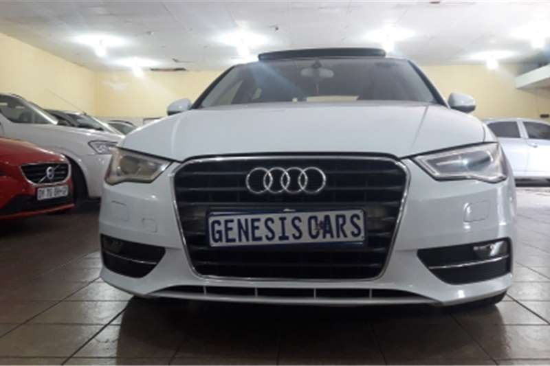 Audi A3 1.4T Attraction auto 2014
