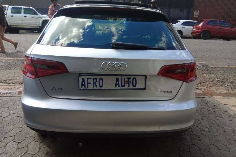 Used 2014 Audi A3 1.4T Attraction auto