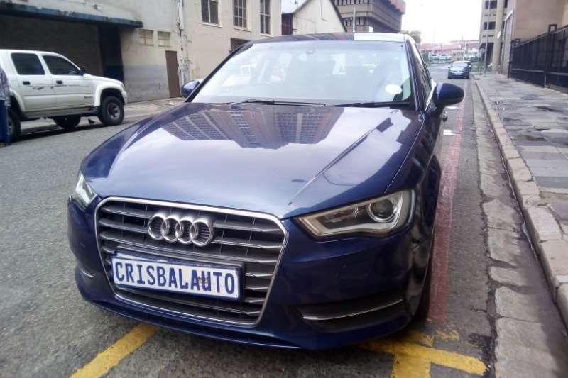 Audi A3 1.4T Attraction auto 2015
