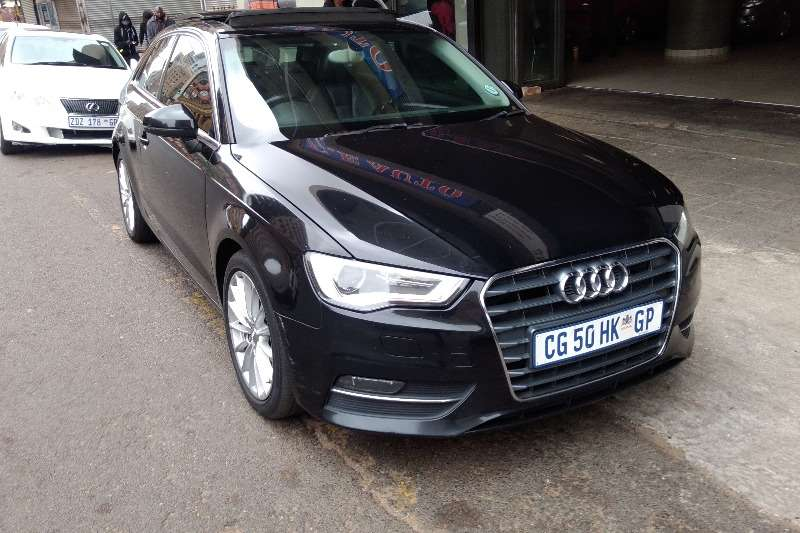 Used 2015 Audi A3 1.4T Attraction auto