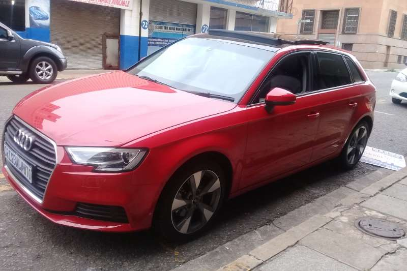 Audi A3 1.4T Attraction auto 2018