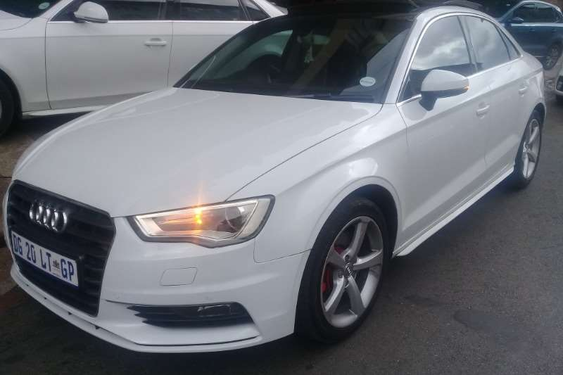 Audi A3 1.4T Attraction Sedan 2015