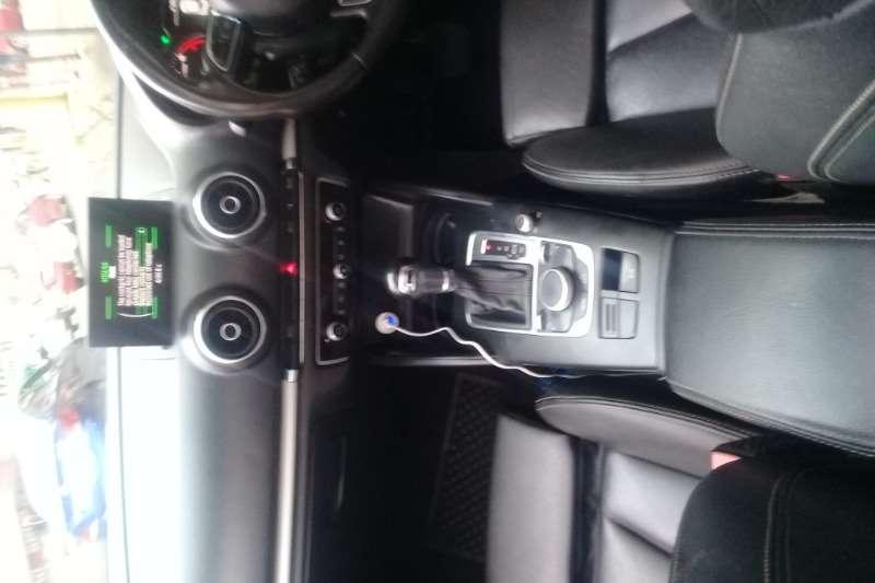Audi A3 1.4T Attraction Sedan 2015