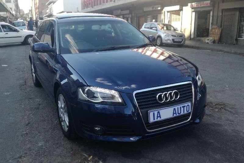Audi A3 1.4T S 2012