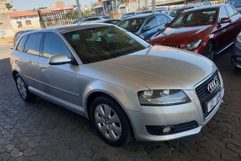 Used 2012 Audi A3 1.4T S