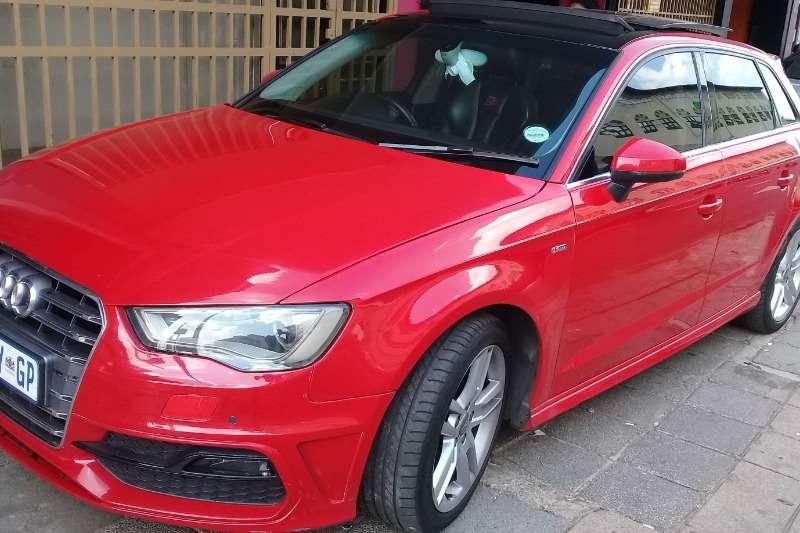 Audi A3 1.4T S 2013