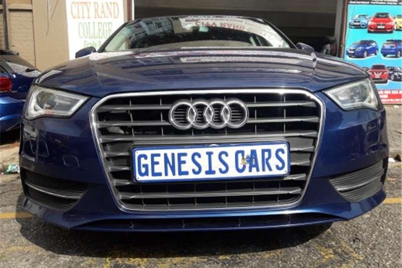Audi A3 1.4T S 2014