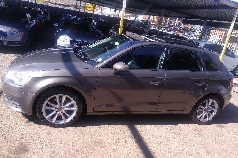 Used 2013 Audi A3 1.4T S auto