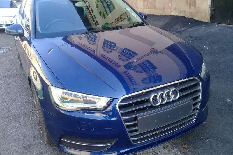 Audi A3 1.4T S auto 2014