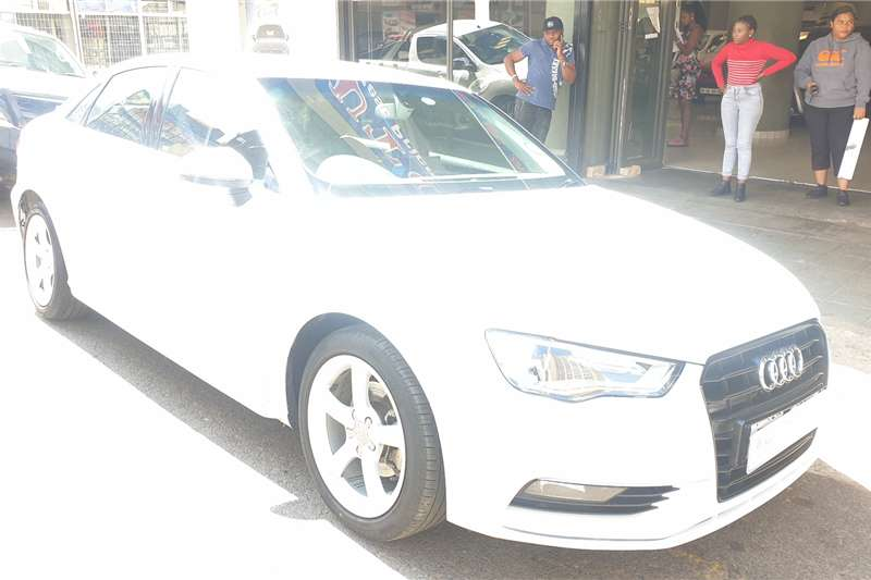 2015 Audi A3 A3 1.4T S auto