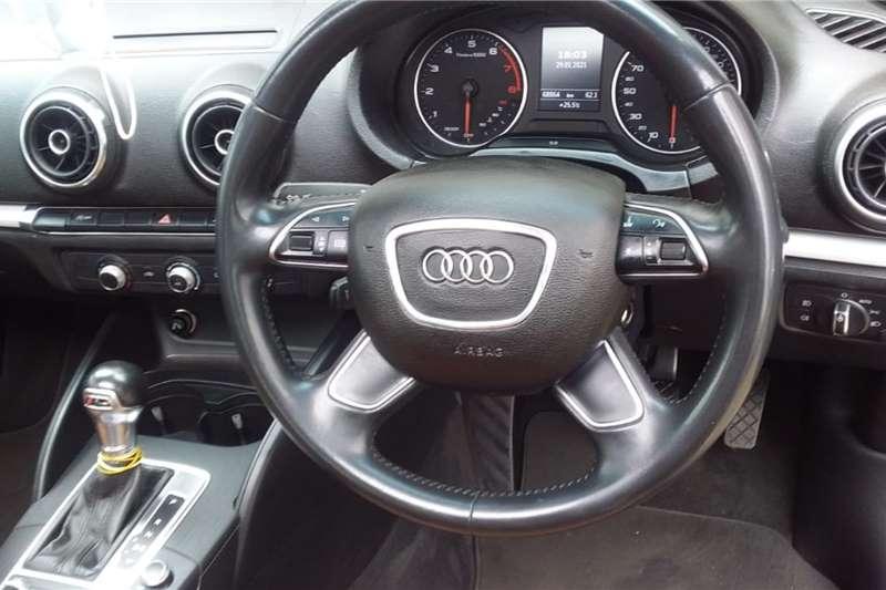 Audi A3 1.4T S auto 2016