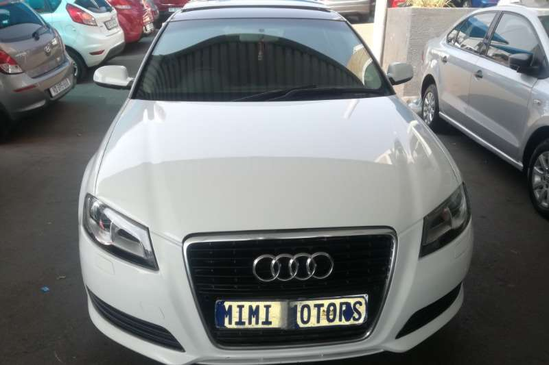 Audi A3 1.6 TDI Auto 2012