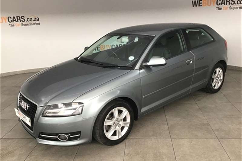 Audi A3 1.6TDI Attraction 2012