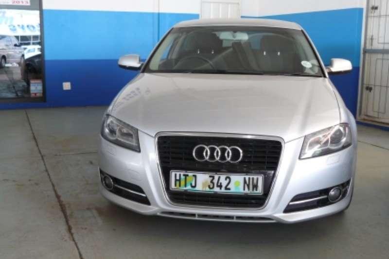 Audi A3 1.6TDI S 2012