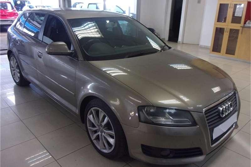 Audi A3 1.8 TFSI AMBITION S TRONIC 2010